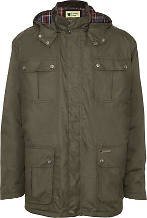 Champion Mens Balmoral Country Estate Waterproof Winter Coat - Olive - 2XL