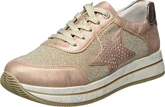 Remonte Womens D2500 Sneaker, Pink Rose Lightrose Copper, 7.5 UK