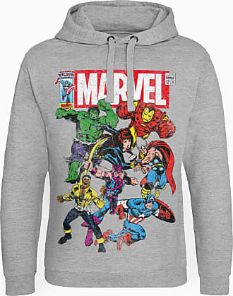 Black Marvel Officially Licensed Merchandise Comics Team-Up Sweatshirt