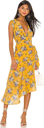 Yumi Kim Midtown Dress in Yellow