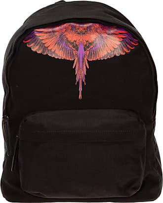 Marcelo Burlon Marcelo Burlon men Wings backpack nero