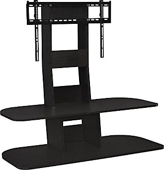 Dorel Home Products Ameriwood Home Galaxy TV Stand with Mount for TVs up to 65 Wide, Black