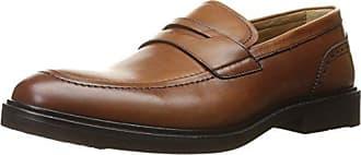 Florsheim Mens Hamilton Slip-On Penny Loafer, Cognac, 12 3E US
