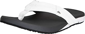 Reef Cushion Bounce Phantom Sandals Flip Flops White Size: 12 UK