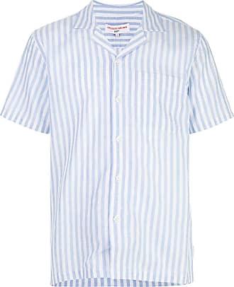 Orlebar Brown Camisa x 007 Thunderball - Azul