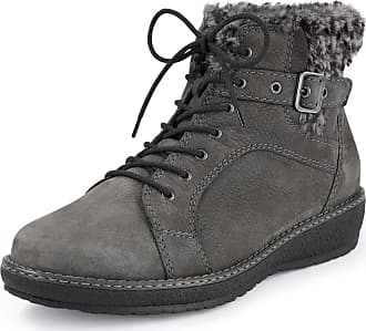 Waldläufer Hoja lace-up ankle boots Waldläufer grey