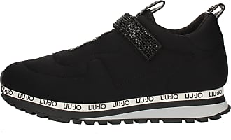 Liu Jo Sneakers Basse Donna Nero