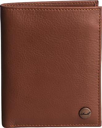 Reell Reell Clean Wallet, Leder Geldtasche, Geldbörse, Portemonnaie