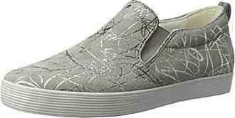 Gabor Basses EU Hellgrau Silber Femme 61 42 Gris Comfort Sneakers xzqErpxO