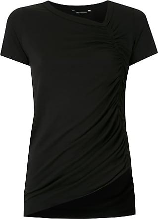 Uma Blusa Chapel - Di colore nero