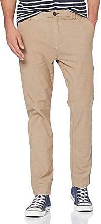 Springfield Chino SL Falsa Estructura Pantalones para Hombre