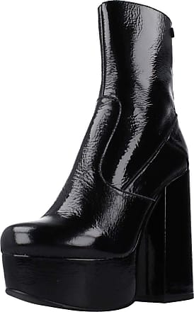 Yellow Women Womens Boots Delhi Black 5.5 UK
