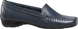 Van Dal Womens Sanson Loafers, Blue (Navy), 6.5 UK 40 EU