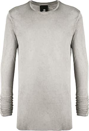 Thom Krom Camiseta mangas longas - Cinza