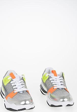 Dirk Bikkembergs Sneakers in Pelle e Tessuto taglia 43