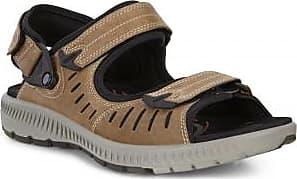 Ecco Mens Terra Leather Sandals