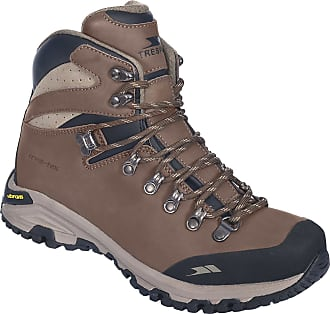 b84ad8d6600 Trespass Womens Ladies Genuine Waterproof Leather Walking Boots (6 UK)  (Fawn)