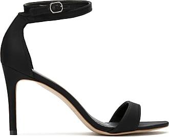 Sarah Chofakian Sandali con tacco stiletto - Di colore nero