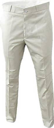 Relco Stone Sta Press/Stay Press Mod Trousers 34
