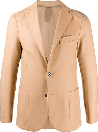 Eleventy single-breasted fitted blazer - NEUTRALS