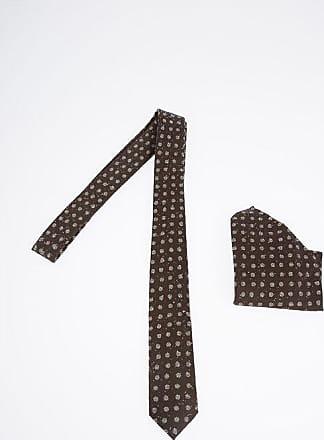 Corneliani CC COLLECTION Silk and Nylon Printed Tie size Unica