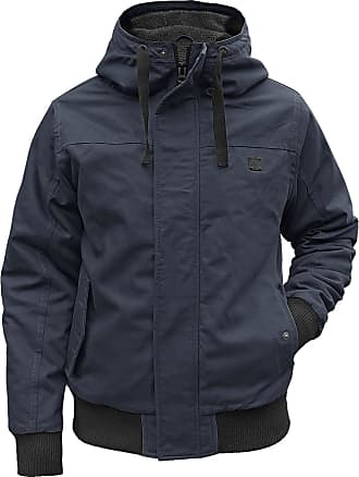 Brandit Winter jacket Grizzly with lining hooded parka - - X-Large