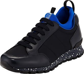 ff9a7416e1 ... lace up b41bd de70b  where can i buy prada mens speckled nylon leather  trainer sneakers d344a c5197