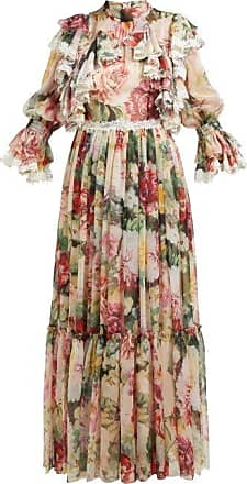 4384fb168a0 Dolce & Gabbana® Chiffon Dresses: Must-Haves on Sale up to −88 ...