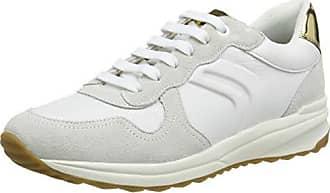 Geox D52H5A00085 Zapatillas Mujer Blanco Whitec1000 41 EU