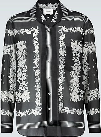 Nanushka Bedrucktes Hemd aus Baumwolle