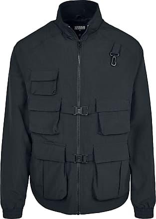 Urban Classics Multi Pocket Nylon Jacket - Übergangsjacke - schwarz