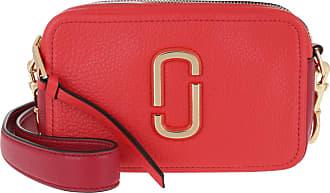 Marc Jacobs Cross Body Bags - The Softshot 21 Crossbody Bag Bright Red/Multi - red - Cross Body Bags for ladies