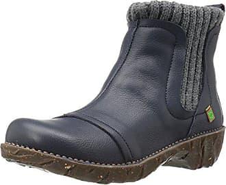 97970c907492 El Naturalista Damen NE23 Soft Grain Ocean Yggdrasil Chelsea Boots, Blau  NNF, 40