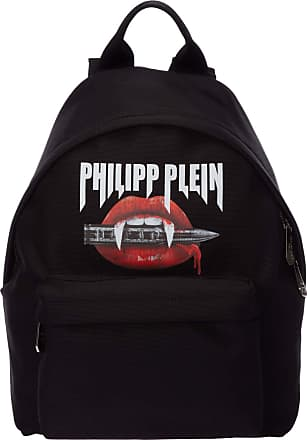 Philipp Plein men backpack nero