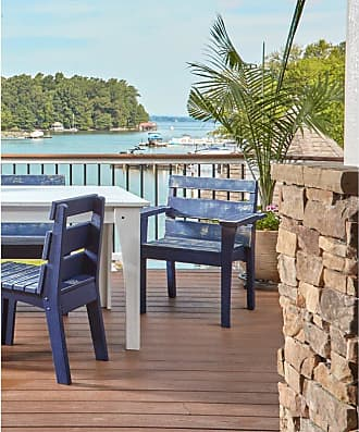 UWharrie Chair Outdoor UWharrie Chair Jarrett Bay Patio Dining Chair - JB75-024W