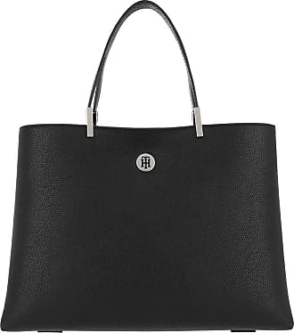 Tommy Hilfiger Tote - Core Satchel Bag Black - black - Tote for ladies