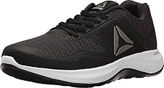 c369f8ad59b Reebok Mens Astroride Duo Running Shoe Black Coal Pewter White 11.5 M US