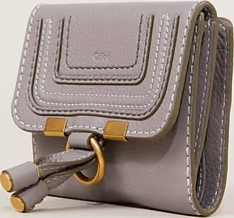Chloé Portemonnaie Marcie Cashmere Grey