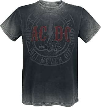 Heren Band T Shirts in Grijs van 10 Merken | Stylight