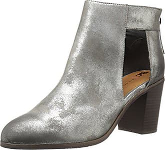 BC Footwear Womens Combust Ankle Bootie Pewter 8 M US