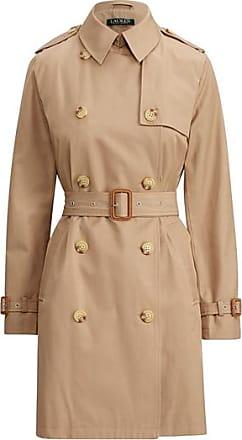 Lauren Ralph Lauren Trench cotton coat