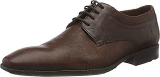 Lloyd Mens LABANO Uniform Dress Shoe, Cognac Cigar Cognac, 9.5 UK