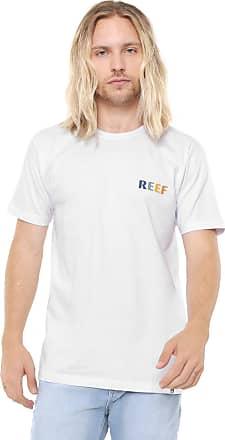 Reef Camiseta Reef Circle Branca