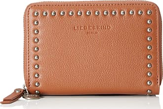 Liebeskind Scouri 2 Animation - Cara Wallet Large Womens Wallet, Brown (Bourbon), 2x10x16 centimeters (B x H x T)
