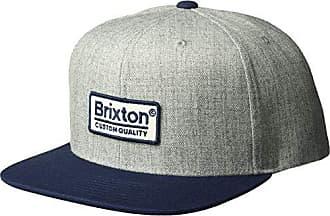 4c878470112 Brixton Mens Palmer II Medium Profile Adjustable Snapback Hat
