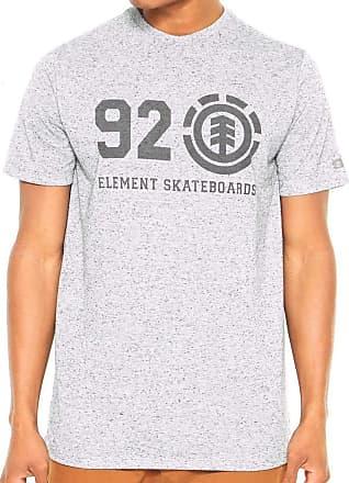 Element Camiseta Element 92 Icon Cinza