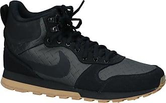 size 40 a88cd 626f3 Nike MD Runner Zwarte Hoge Sneakers