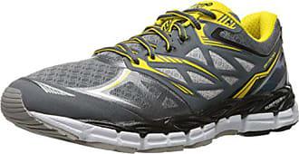 361° Mens VOLTAR-M Running Shoe, Castlerock/Vibrant, 11.5 M US