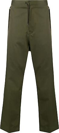 OAMC high rise shelter trousers - Green