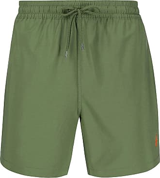 Ralph Lauren Pink Shorts Green Turtles Logo NWT